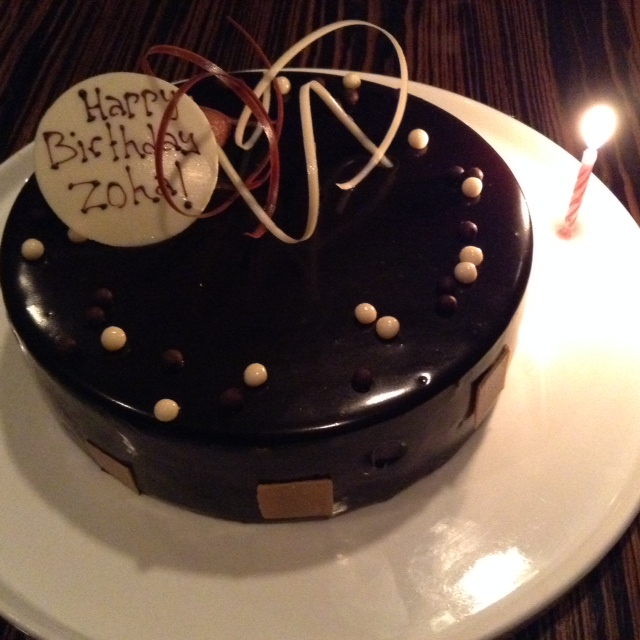 28th Birthday Celebration ZOHA MEMARI
